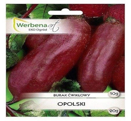 Burak ćwikłowy Opolski  (Beta vulgaris L.) 10g