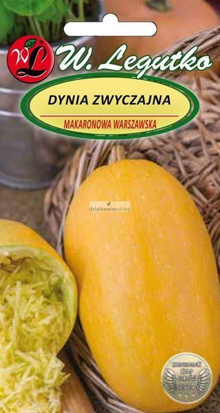 Dynia zwyczajna Makaronowa Warszawska (2 g)