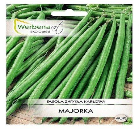 Fasola zwykła - karłowa Majorka (Phaseolus vulgaris L.) 40g