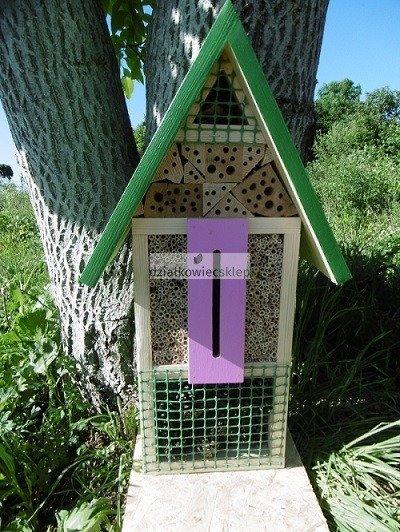 Hotel dla owadów FOLK