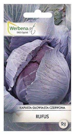 Kapusta głowiasta czerwona Rufus (Brassica oleracea L. ) 2 g.