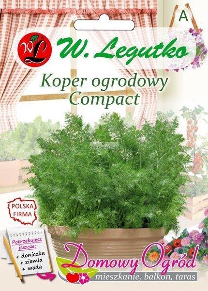 Koper ogrodowy Compact (5 g) - Domowy Ogród