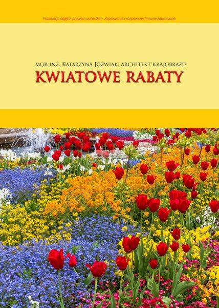 Kwiatowe rabaty (e-book)