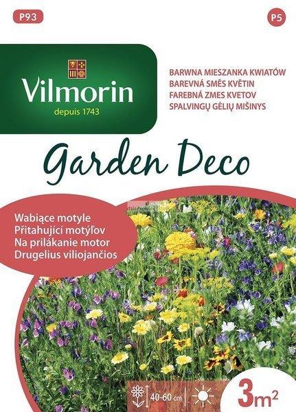 Mieszanka kwiatów wabiąca motyle (6 g) - Garden Deco