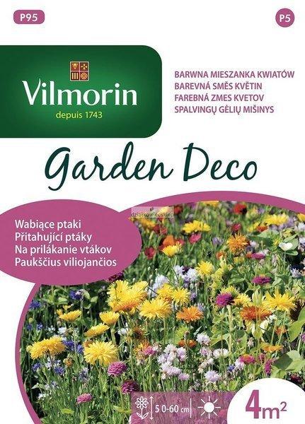 Mieszanka kwiatów wabiące ptaki (8 g) - Garden Deco