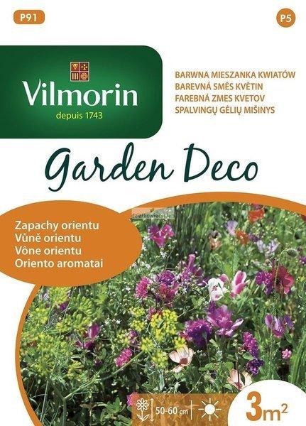 Mieszanka kwiatów zapachy orientu (6 g) - Garden Deco