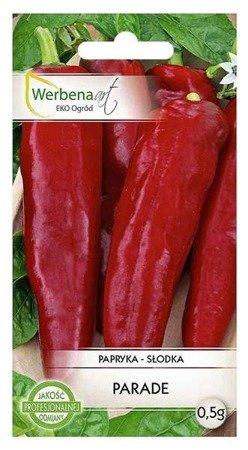 Papryka słodka Parade (Capsicum annuum L.) 0,5g