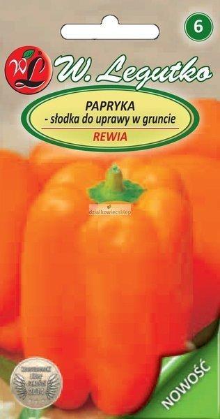 Papryka słodka Rewia (0,5 g)