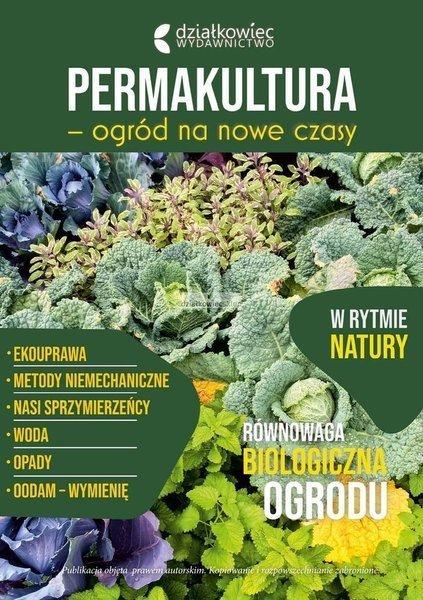 Permakultura - ogród na nowe czasy ebook