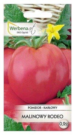 Pomidor karłowy Malinowy Rodeo (Lycopersicon esculentum Mill) 0,2g
