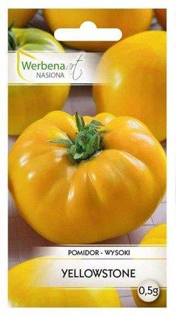 Pomidor wysoki - Yellowstone 0,5 g