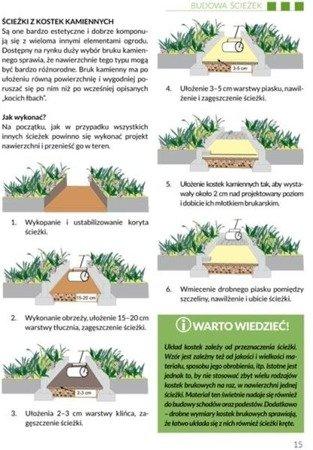 Ścieżki, schody, podesty - dr inż. A. Gawłowska